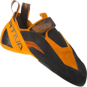 La Sportiva Python Klatresko Herrer, orange/sort
